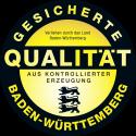 Qualitätszeichen Baden-Württemberg