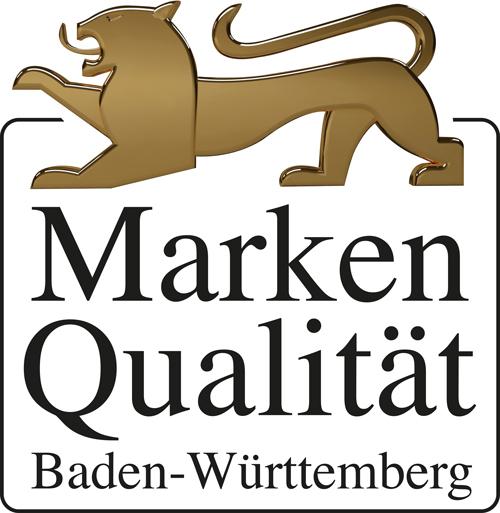 Markenqualität Baden Württemberg