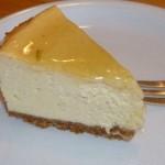 Feines aus Ziegenfrischkäse: Süßer, saftiger, schneller Kuchen mit Quittengelee