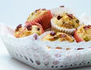 Schwäbisch beschwipste Mini-Küchlein mit Trockenfrüchten