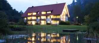Bild 1 Landhotel Gasthof Wittstaig