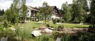 Bild 1 Waldblick Hotel auf dem Kniebis