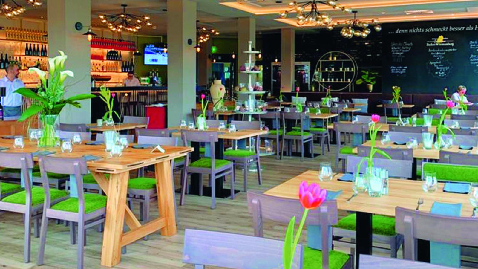 Bild 1 Heiling`s Restaurant im Paladion