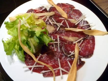 Einfache, raffinierte Küche: Gebeiztes Rinderfilet