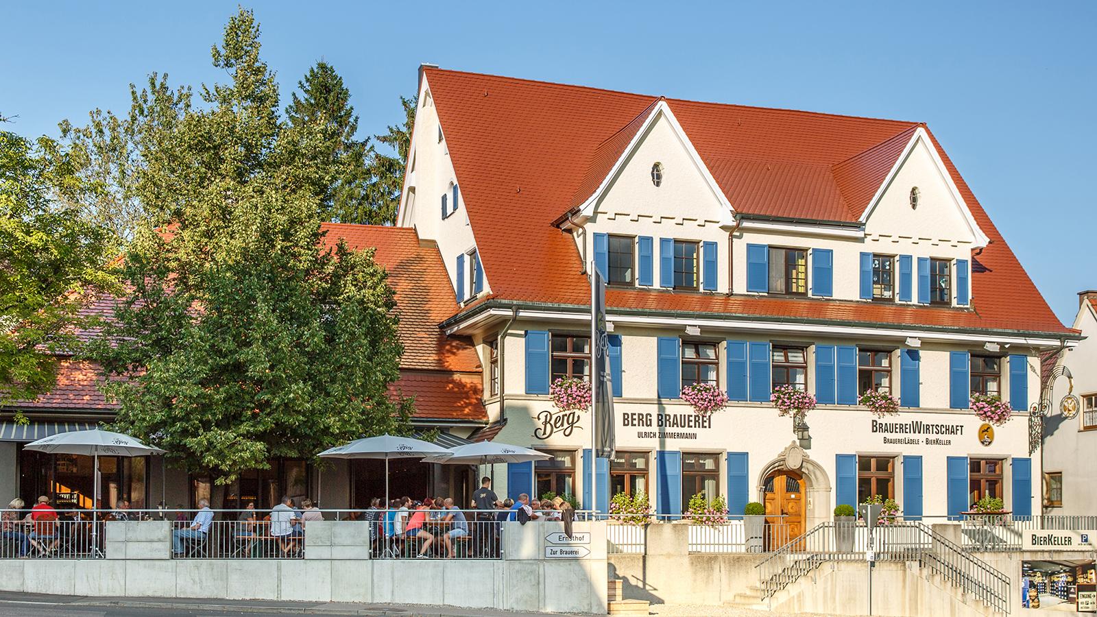 Bild 1 BrauereiWirtschaft Berg