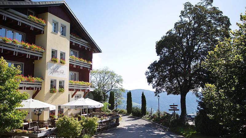Bild 1 Berghotel Wiedener Eck