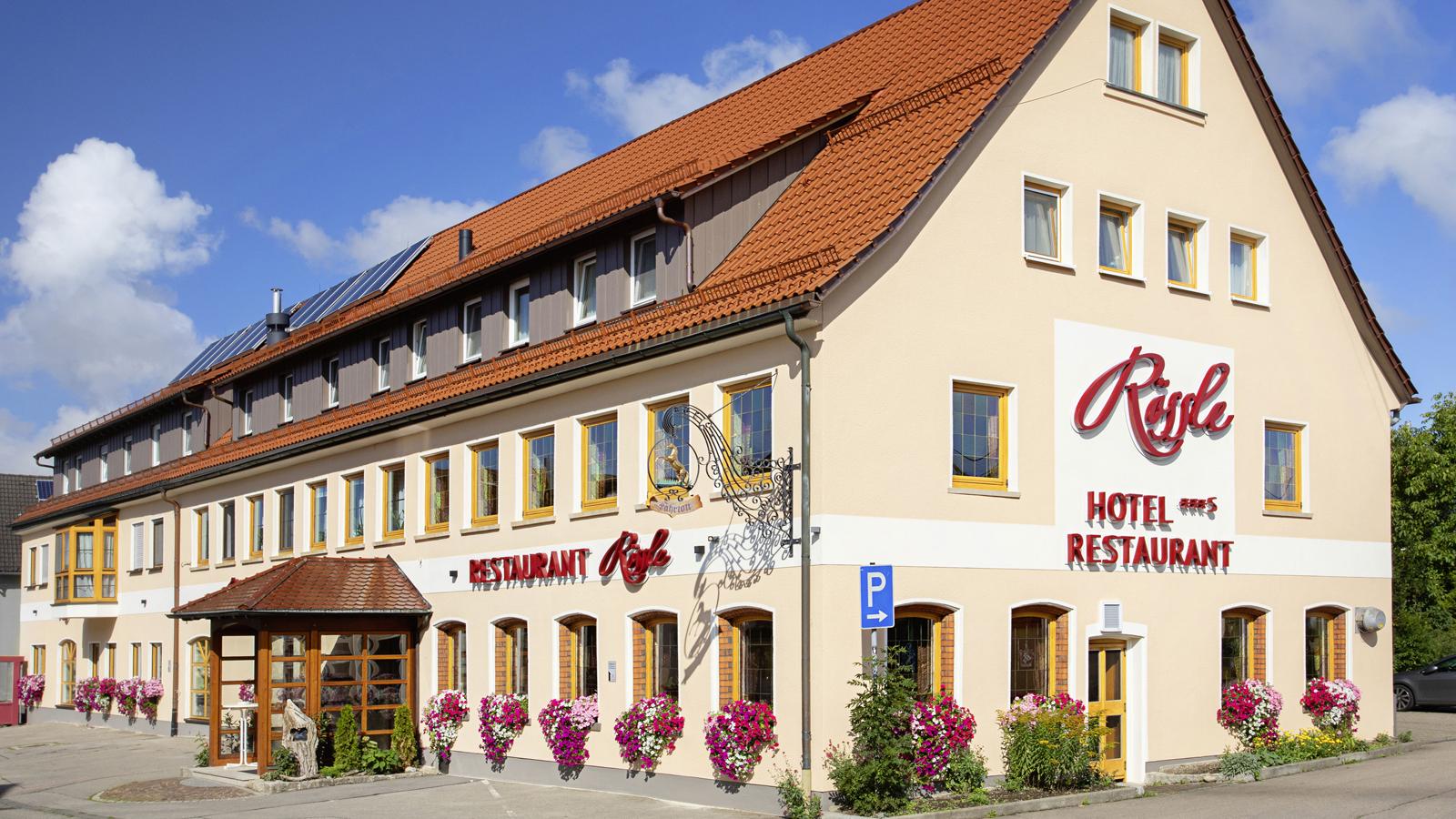 Bild 1 Landgasthof Hotel Rössle