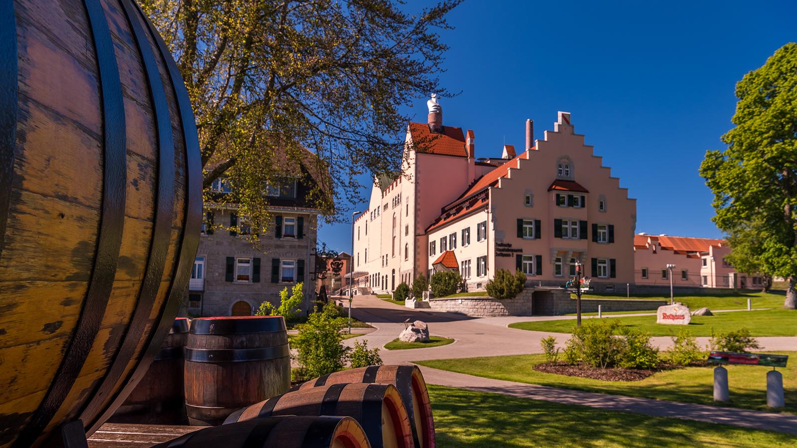 Bild 1 Brauereigasthof Rothaus