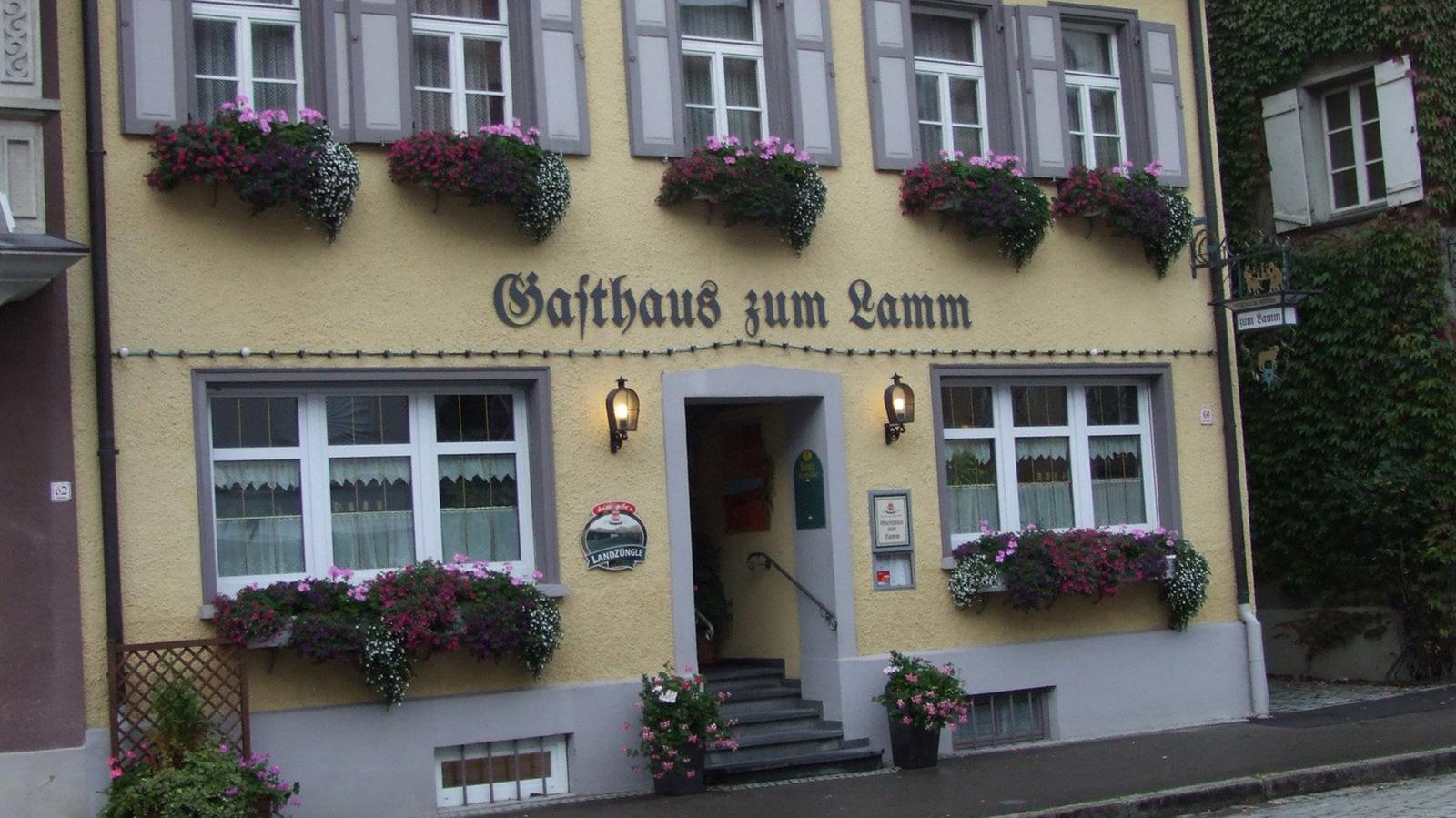 Bild 1 Gasthaus Lamm