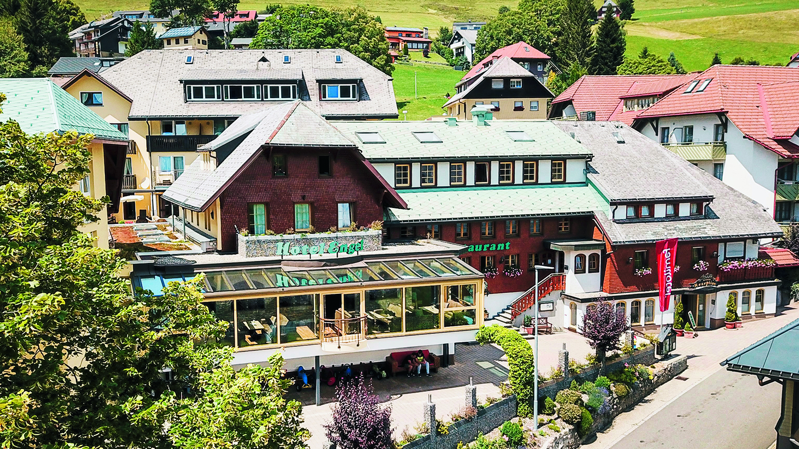 Bild 1 Hotel Engel – Familotel Hochschwarzwald