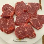 Fleisch in Spitzenqualität: Limpurger Rind