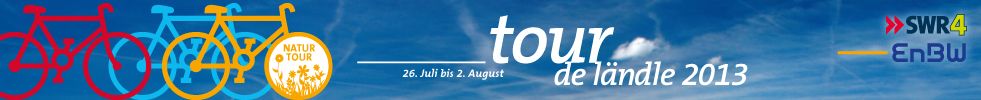 Bild Tour de Ländle 26.07. – 02.08.2013