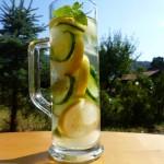 Erfrischende Sommerdrinks mit Beeren, Kräuter & Co.