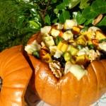 Happy Halloween wird auch in vielen Familien in Baden-Württemberg gefeiert...