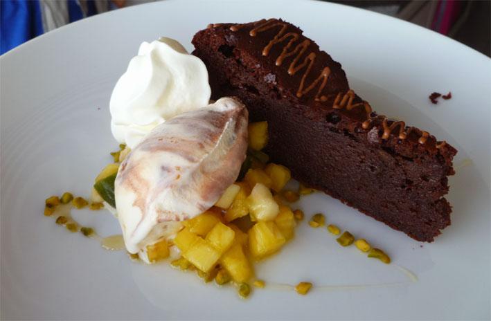 Schokoladenkuchen Olivia