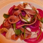 Kräftige Farben und Aromen auf dem Teller