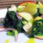 Johannes Kartoffelsalat mit Schafskäse...