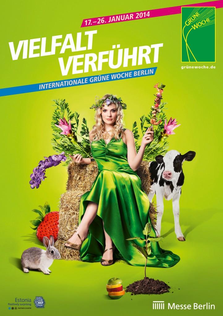 Neuer Baden-Württemberg Auftritt auf der Grünen Woche in Berlin