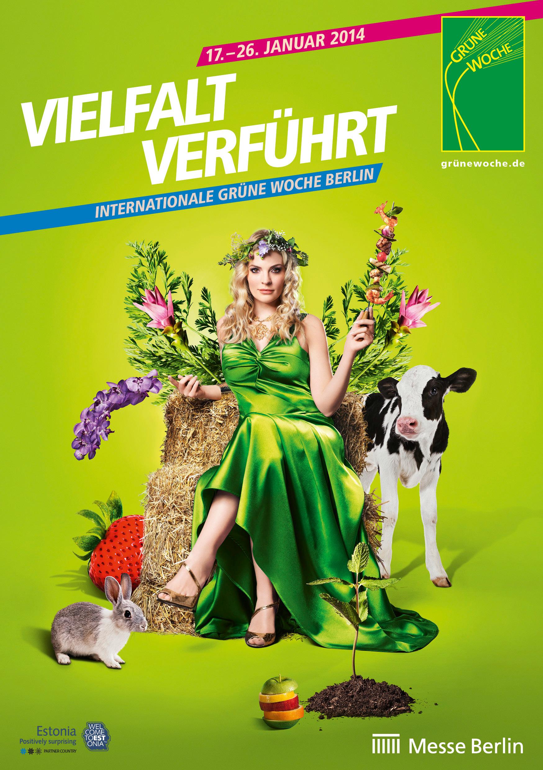 Bild Neuer Baden-Württemberg-Auftritt auf der Grünen Woche in Berlin