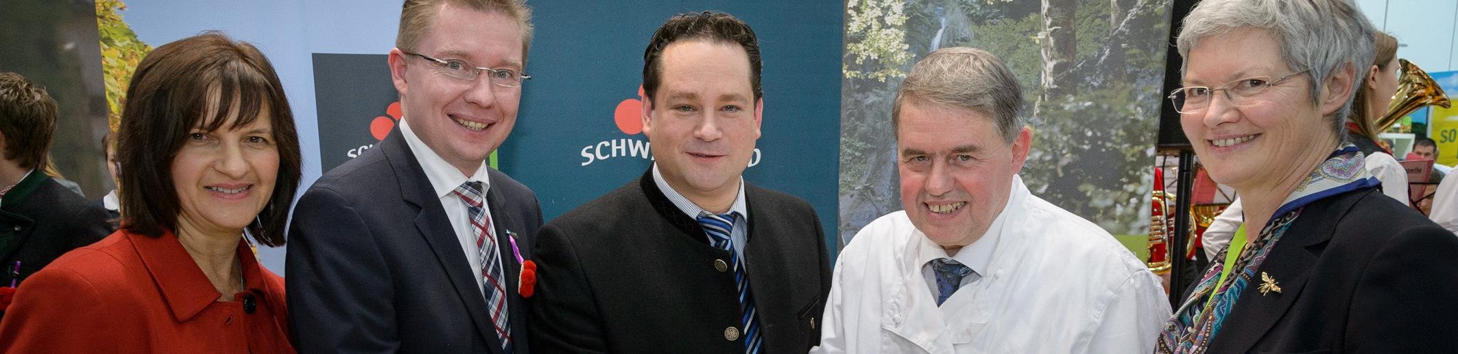 Bild Schwarzwälder Kirschtorte als kulinarischer Botschafter