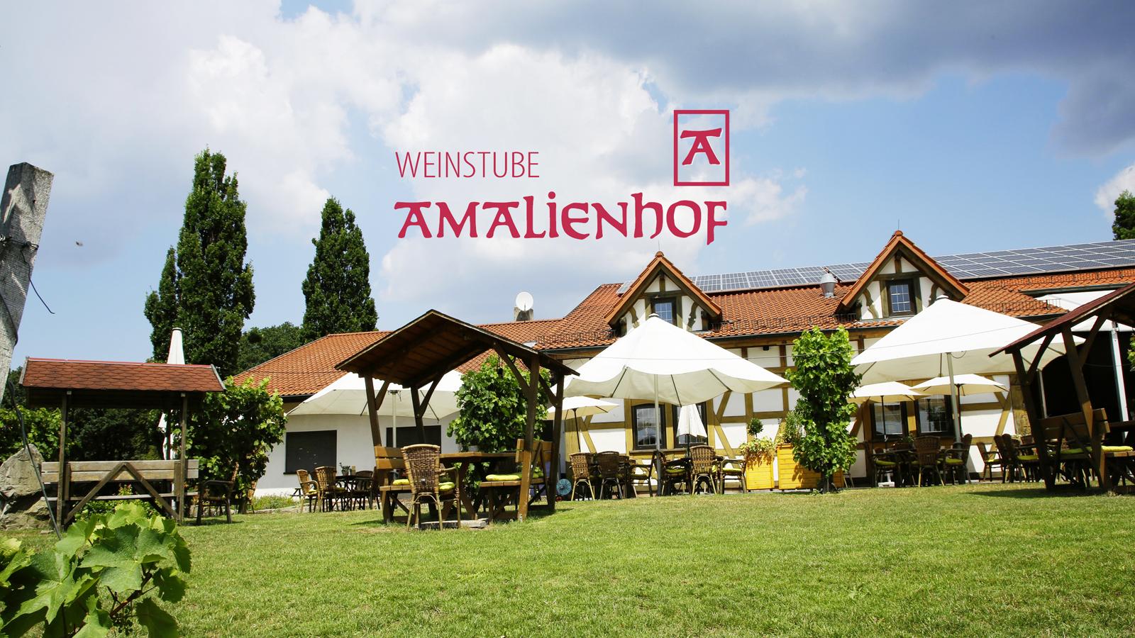 Bild 1 Weinstube Amalienhof