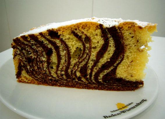 Rezept der Woche: Zebrakuchen