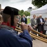 Öko-Aktionstag am 10. Mai 2014 auf dem Schlossplatz Stuttgart
