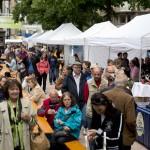 Öko Aktionstag auf dem Schlossplatz
