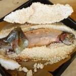 Am Tisch geöffnet und filetiert ist dieses Gericht eine kleine Sensation...