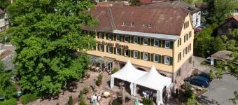 Bild 1 Hotel Kloster Hirsau