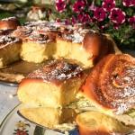 Rosenkuchen bzw. Rosenküchle - Immer schön anzusehen