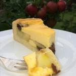 Mir aromatischen Äpfel von Streuobstwiesen schmecken Kuchen unwiderstehlich...