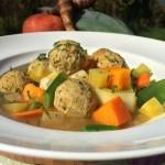 Aus unserer Vitalküche: viel Gemüse, Kräuter und noch mehr Geschmack...