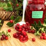Diese Beeren aus dem Moor passen zur Jahreszeit und schmecken fruchtig, anregende herb und süß-sauer.