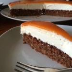 Köstliches Aroma von Quitten verleiht dieser Torte ein unvergessliches Aroma.