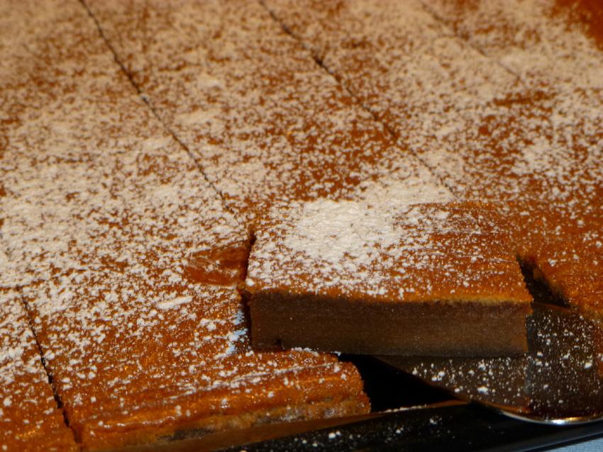 Karamell-Zimt-Kuchen