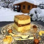 Die rustikale Küche des Alpenvorlandes hier sportlich angerichtet