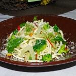 Ein Salat für besondere Gäste...