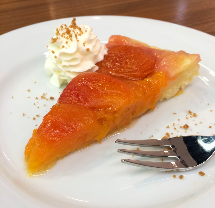 Wenn es schnell gehen soll: Aprikosen Tarte