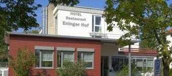 Bild 1 Hotel Restaurant Eninger Hof
