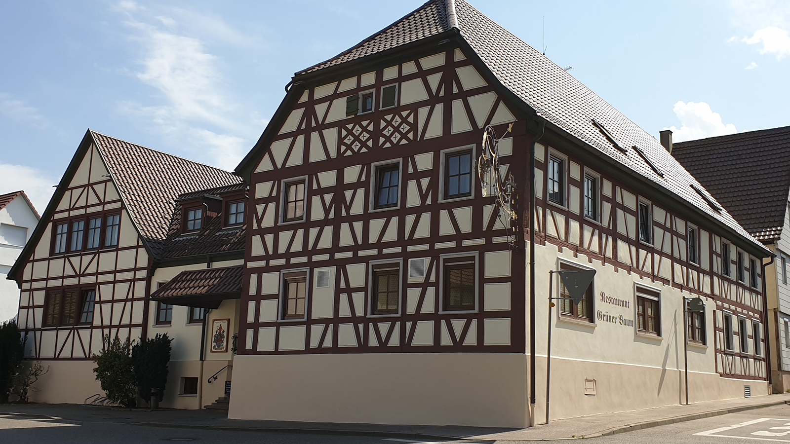 Bild 1 Restaurant Grüner Baum