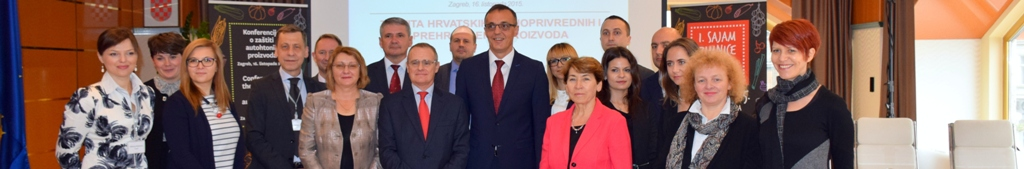 Bild Geoschutz-Konferenz in Kroatien zu g.g.A. und g.U. Produkten