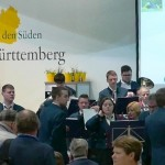 Das Genießerland auf der Internationalen Grünen Woche in Berlin