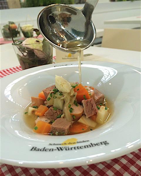 Tafelspitz-Gemüse-Eintopf