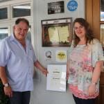 Drei Löwen für Hotel Gasthof zum Ochsen in Ehingen