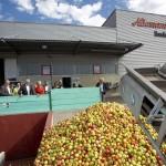 Häussermann Fruchtsäfte Pk Eröffnung Apfelsaft-Saison