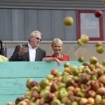 Eröffnung der Apfelsaftsaison 2016