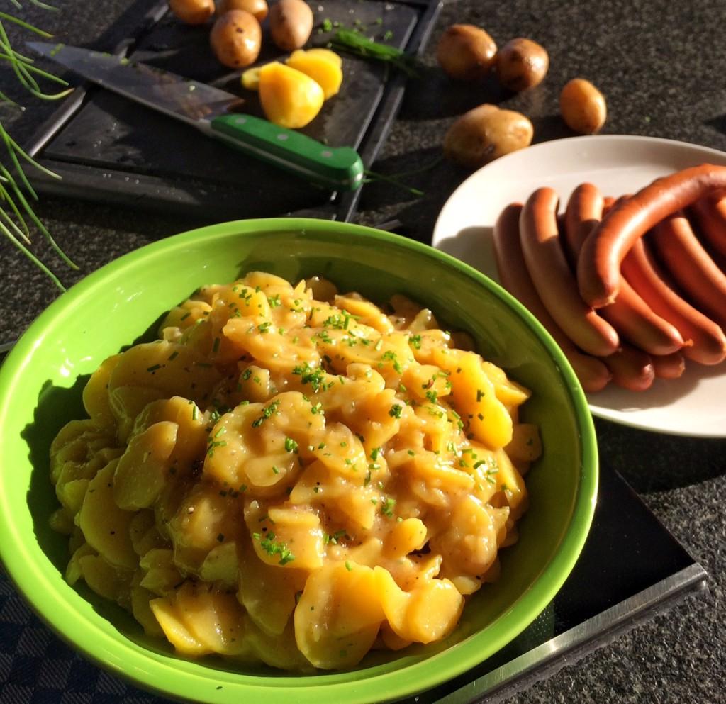 Tradition zu Weihnachten: Der perfekte Kartoffelsalat