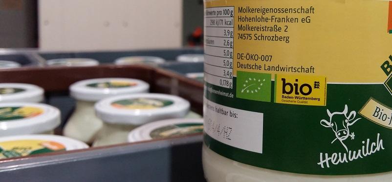 Bild Demeter-Milchbauern geben ihrer Milch ein Gesicht – Staatssekretärin Friedlinde Gurr-Hirsch zu Gast in Schrozberg