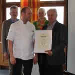 """Eröffnung der Spargelwochen der """"Schmeck den Süden""""-Gastronomen"""